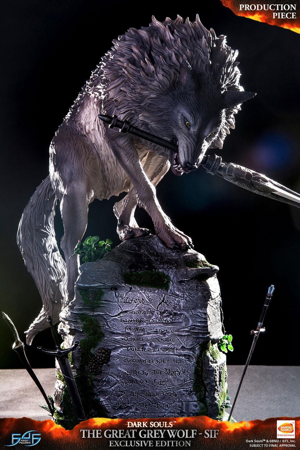 The Great Grey Wolf, Sif