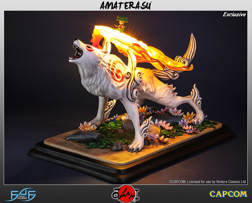 Amaterasu (Exclusive)