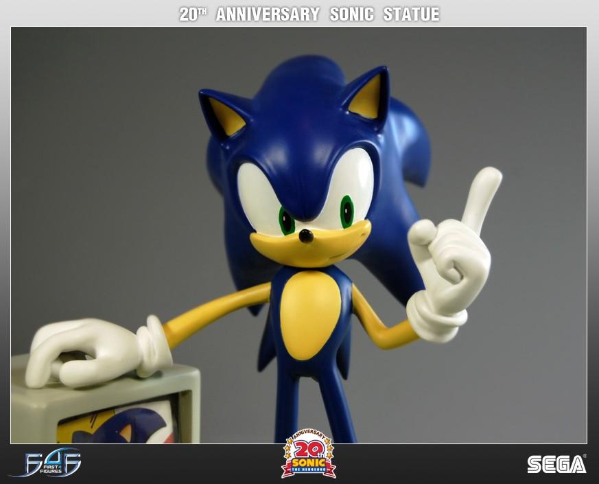 20th Anniversary Sonic