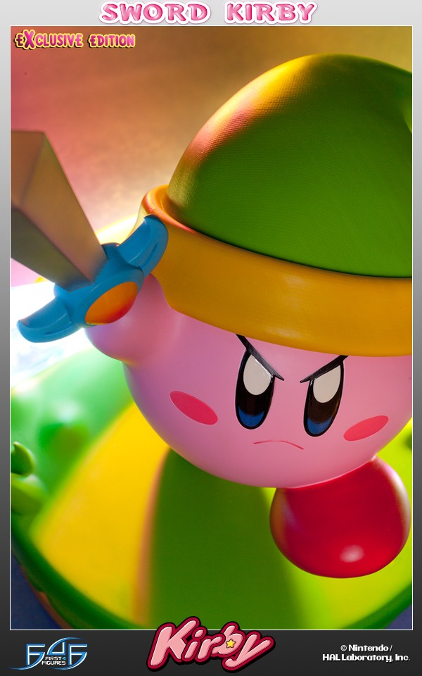 Sword Kirby (Exclusive)