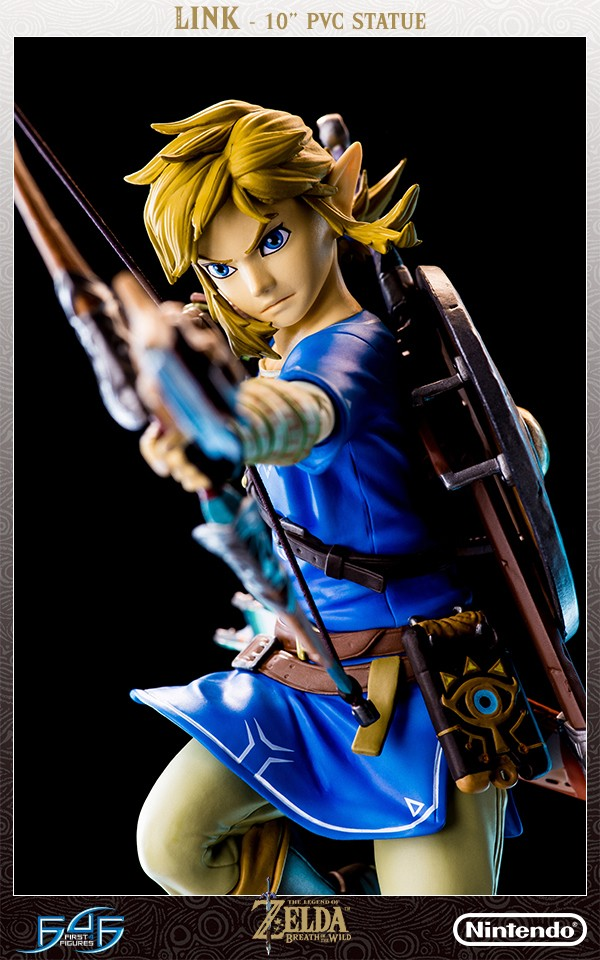 Breath of the Wild Link PVC