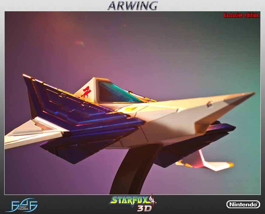 Arwing (Exclusive)