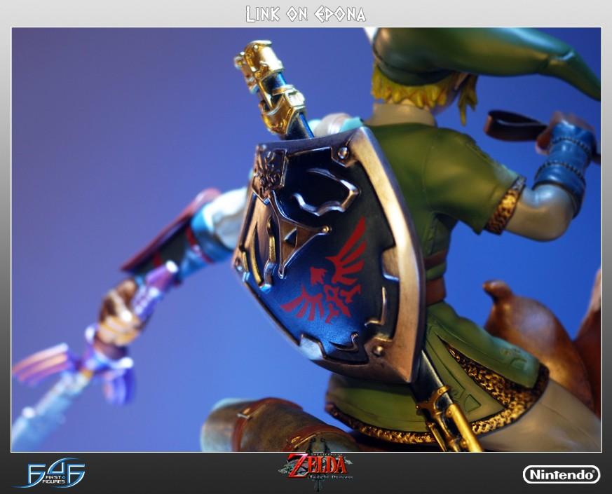 Link on Epona (Regular)