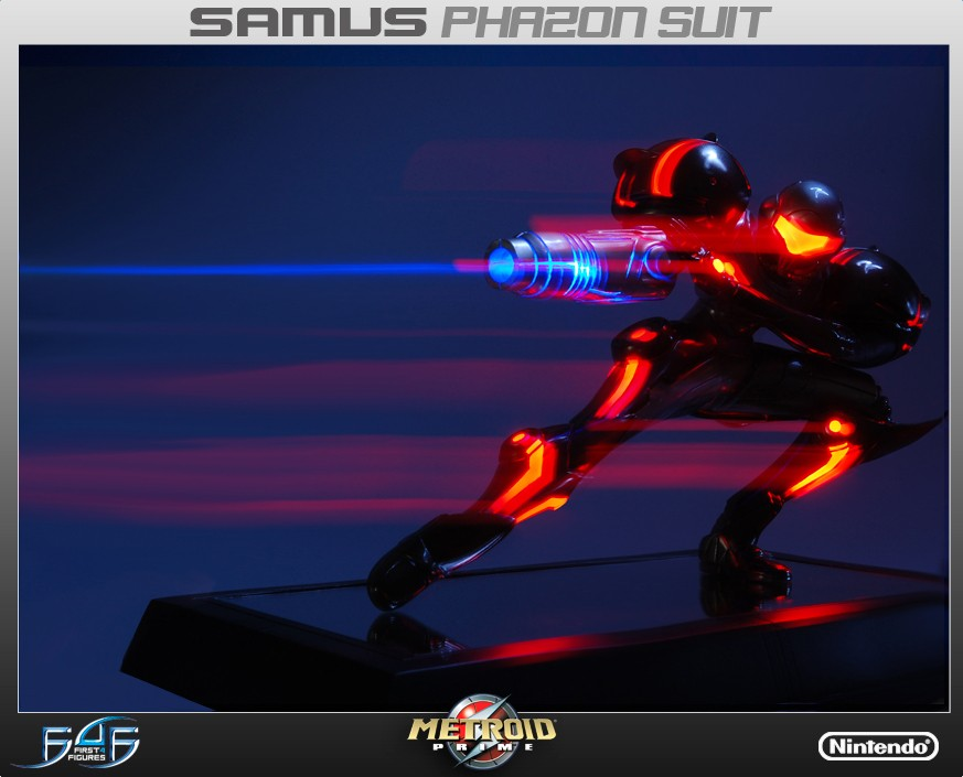 Samus Phazon Suit