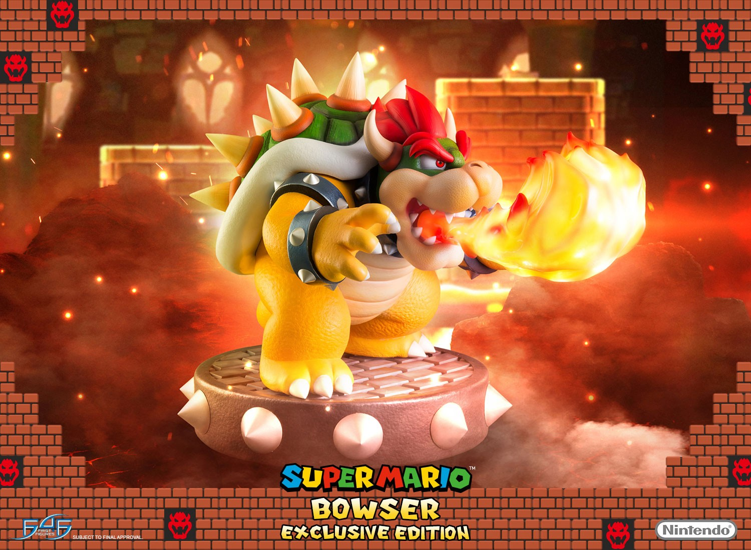 Bowser (Exclusive)