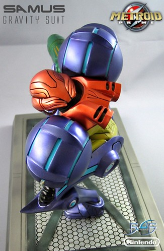 Samus Gravity Suit
