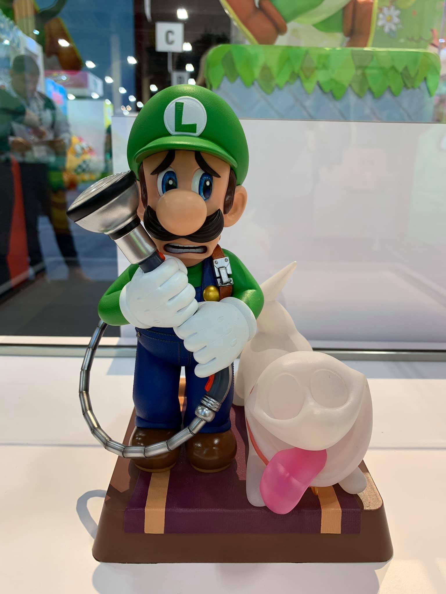 Luigi PVC