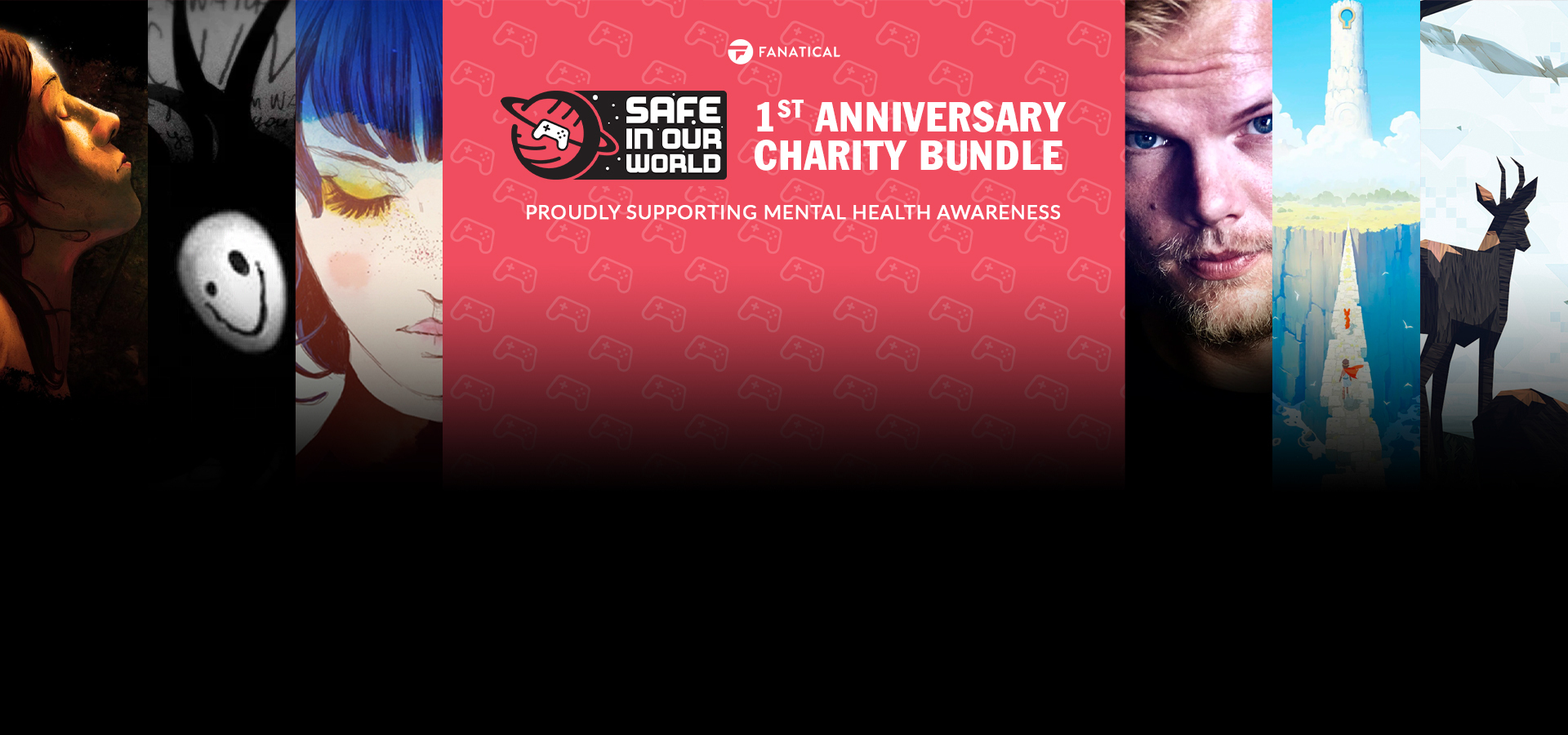 Safe in Our World 1st Anniversary Charity Bundle