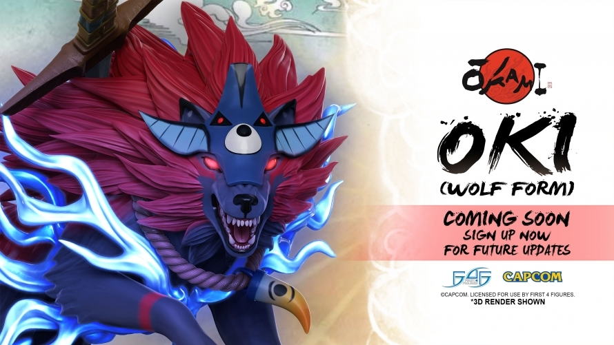 F4F Oki Wolf Form Teaser Cover