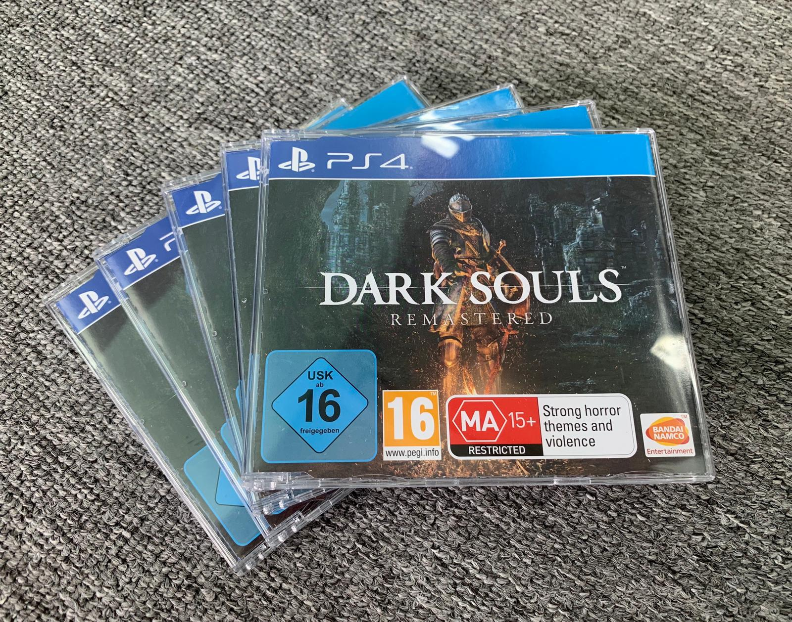 Dark Souls: Remastered giveaways