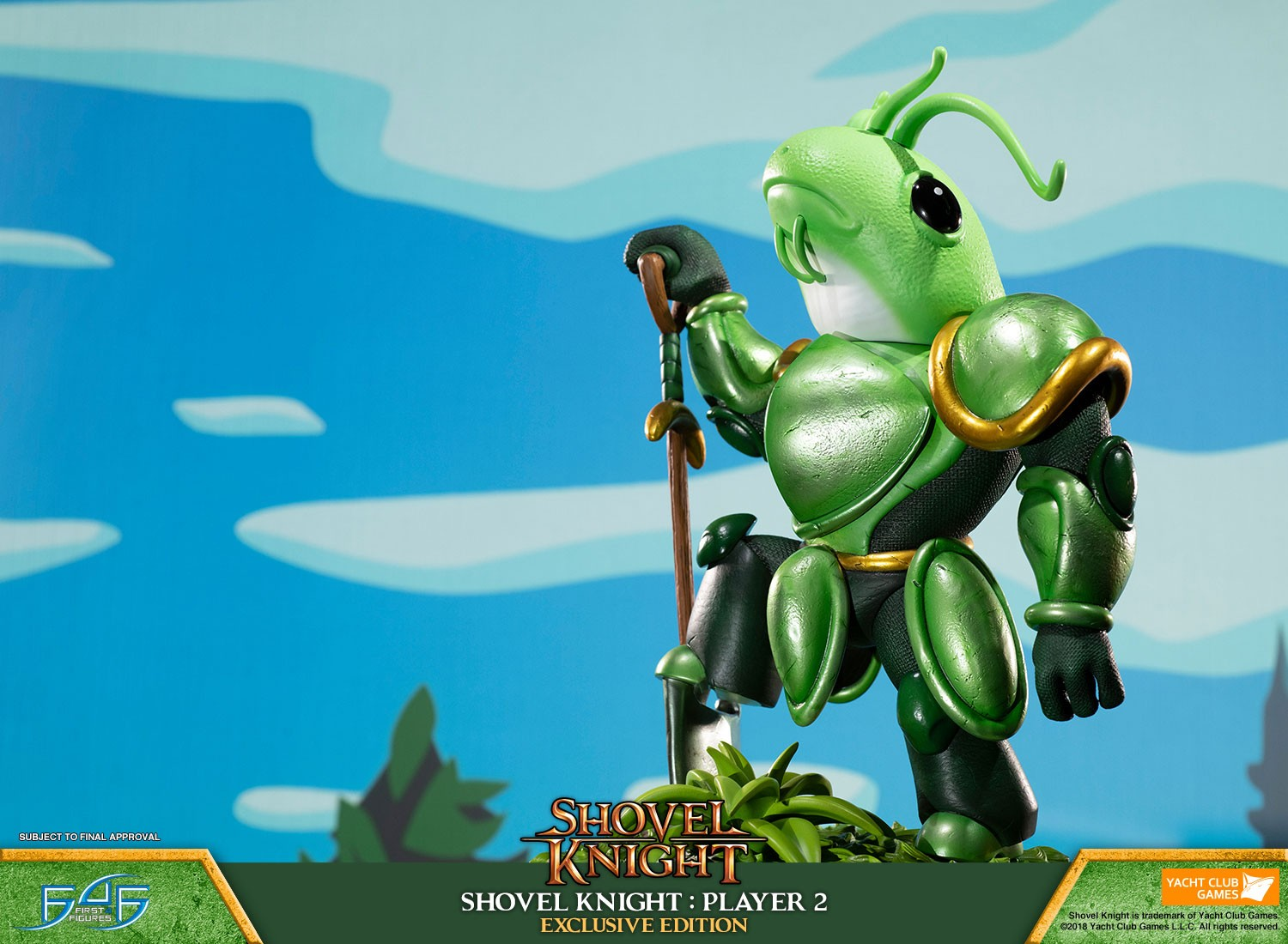 Shovel Knight Player 2 (Exclusive Edition)