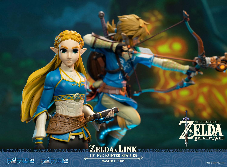 Zelda and Link (Master Edition)