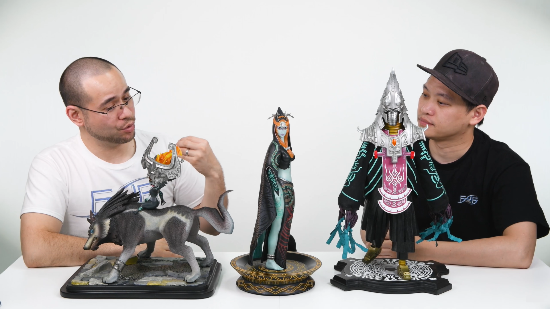 First 4 Figures The Legend of Zelda™: Twilight Princess lineup