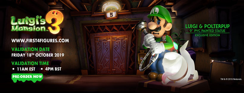 Luigi & Polterpup Validation Schedule