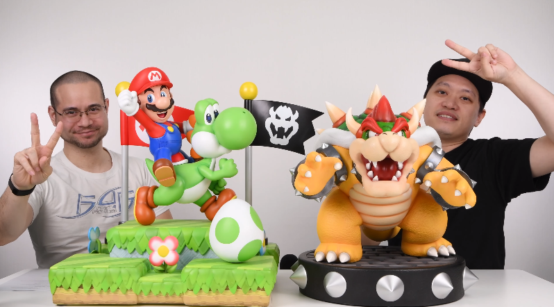 Super Mario – Mario and Yoshi