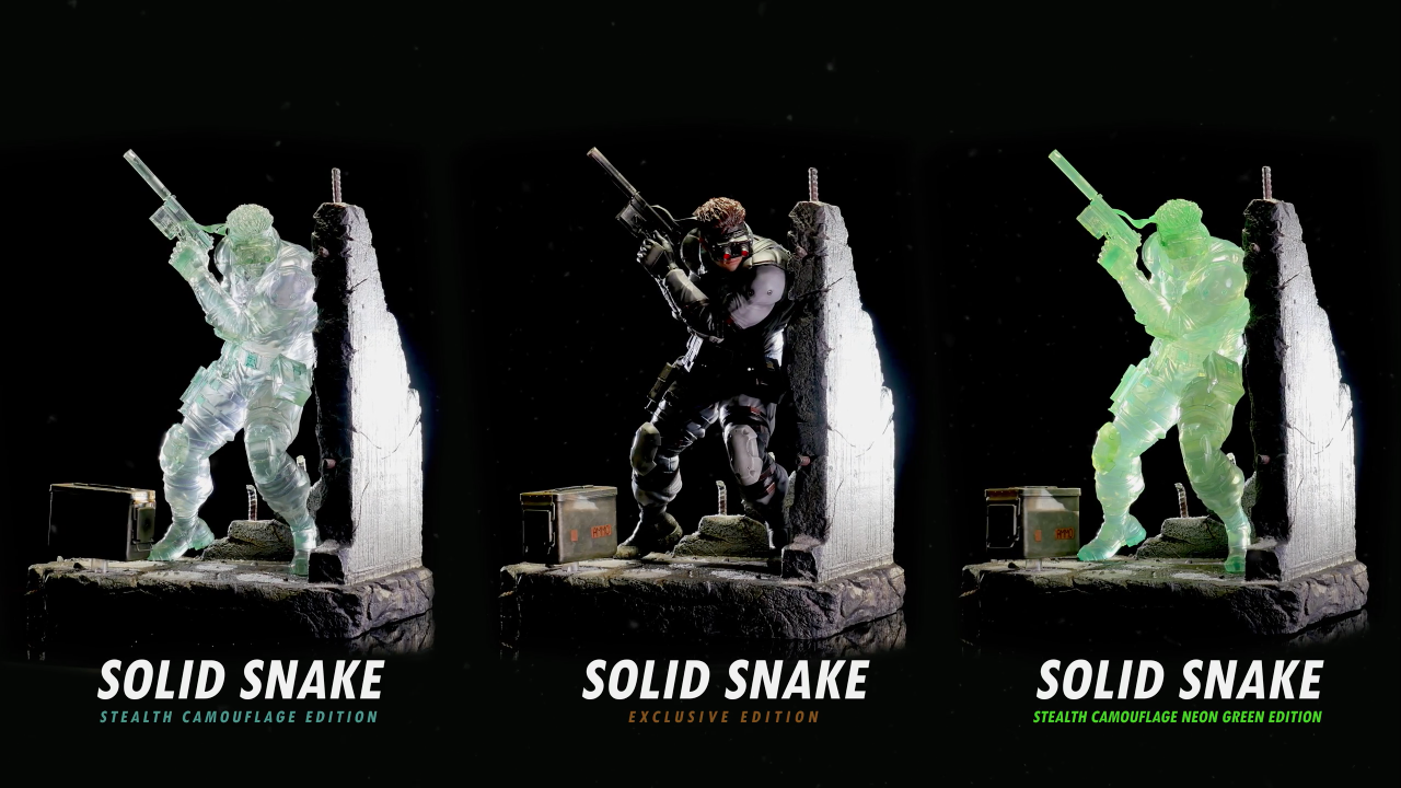 Solid Snake: Summary