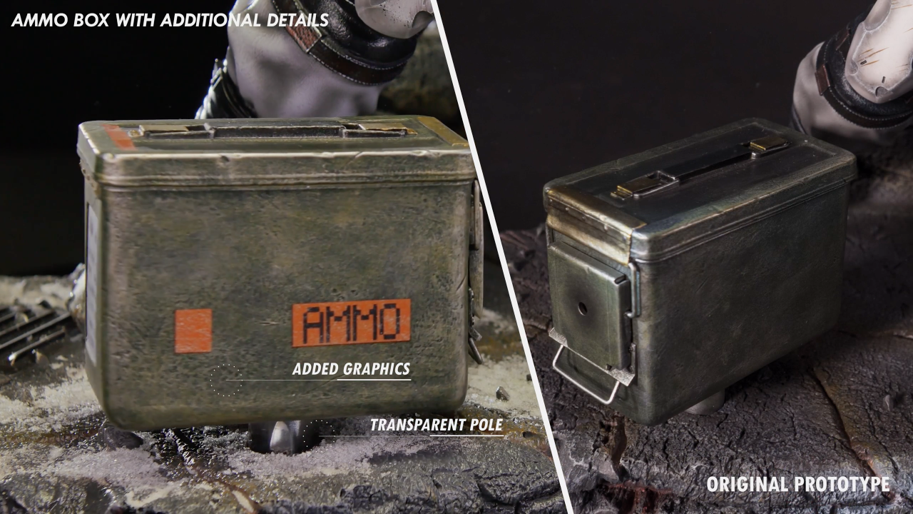 Solid Snake: Ammo Box