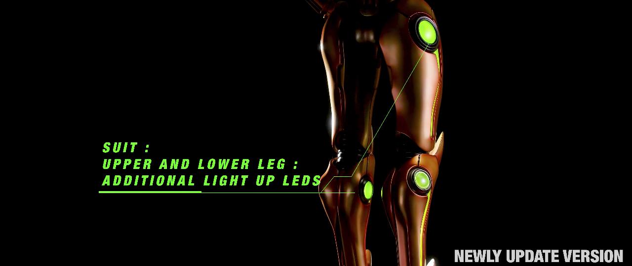 Varia Suit: Legs (Updated)