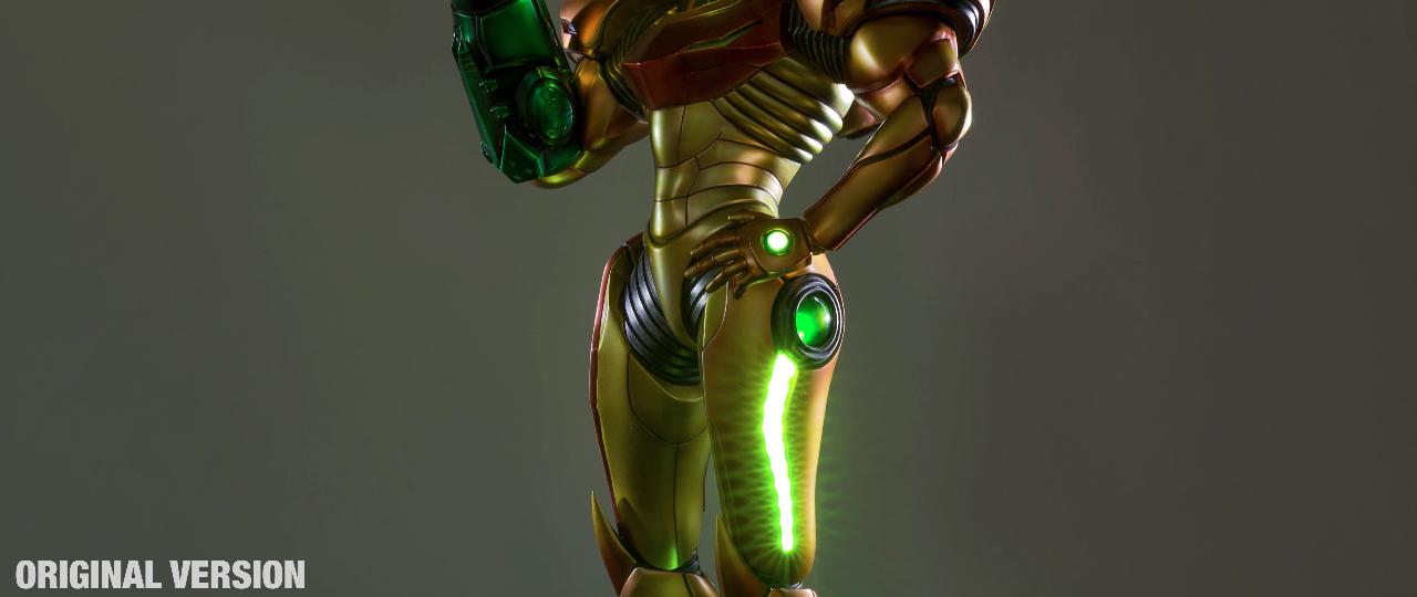 Varia Suit: Legs (Original)