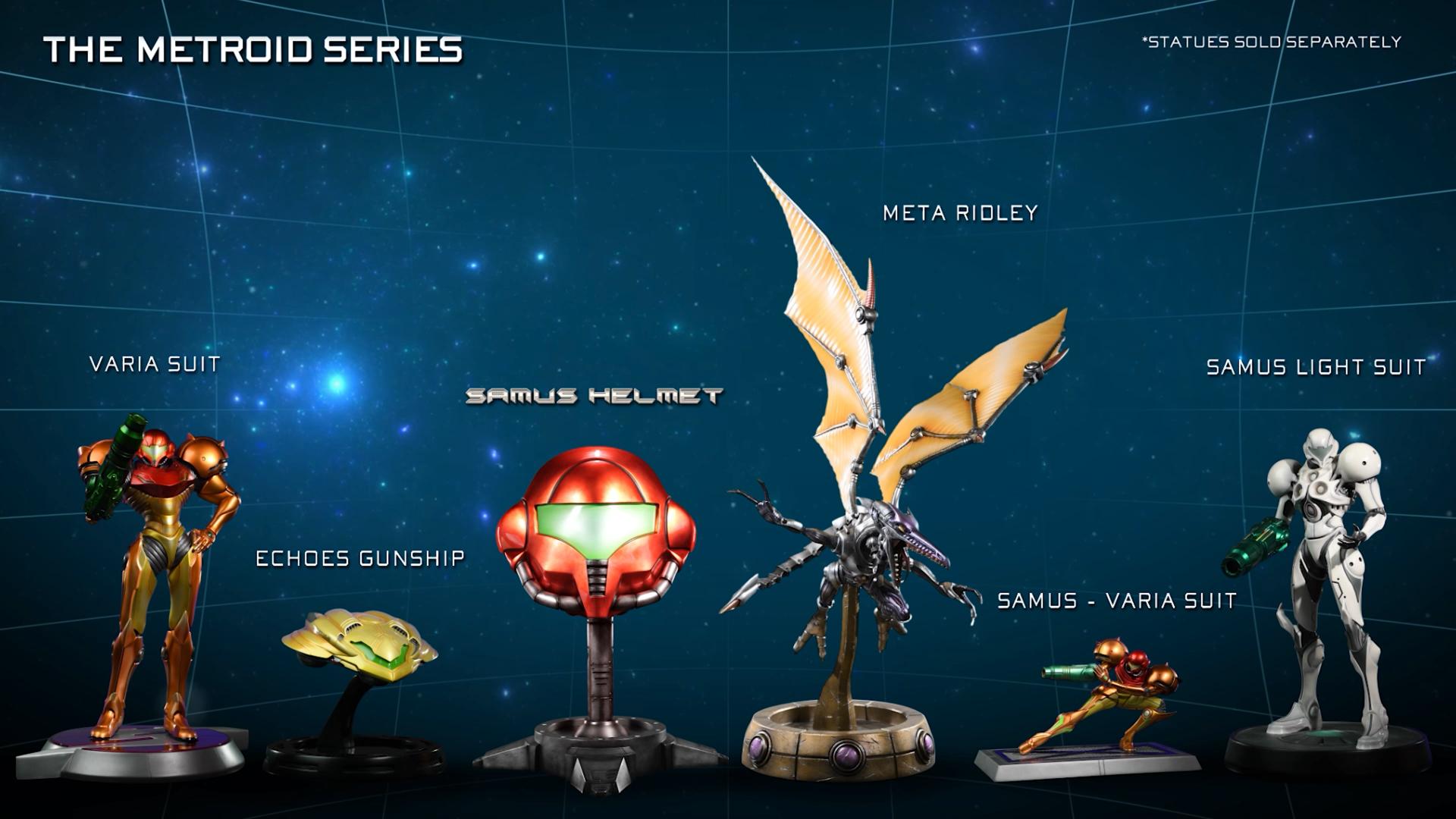 First 4 Figures Metroid™ series