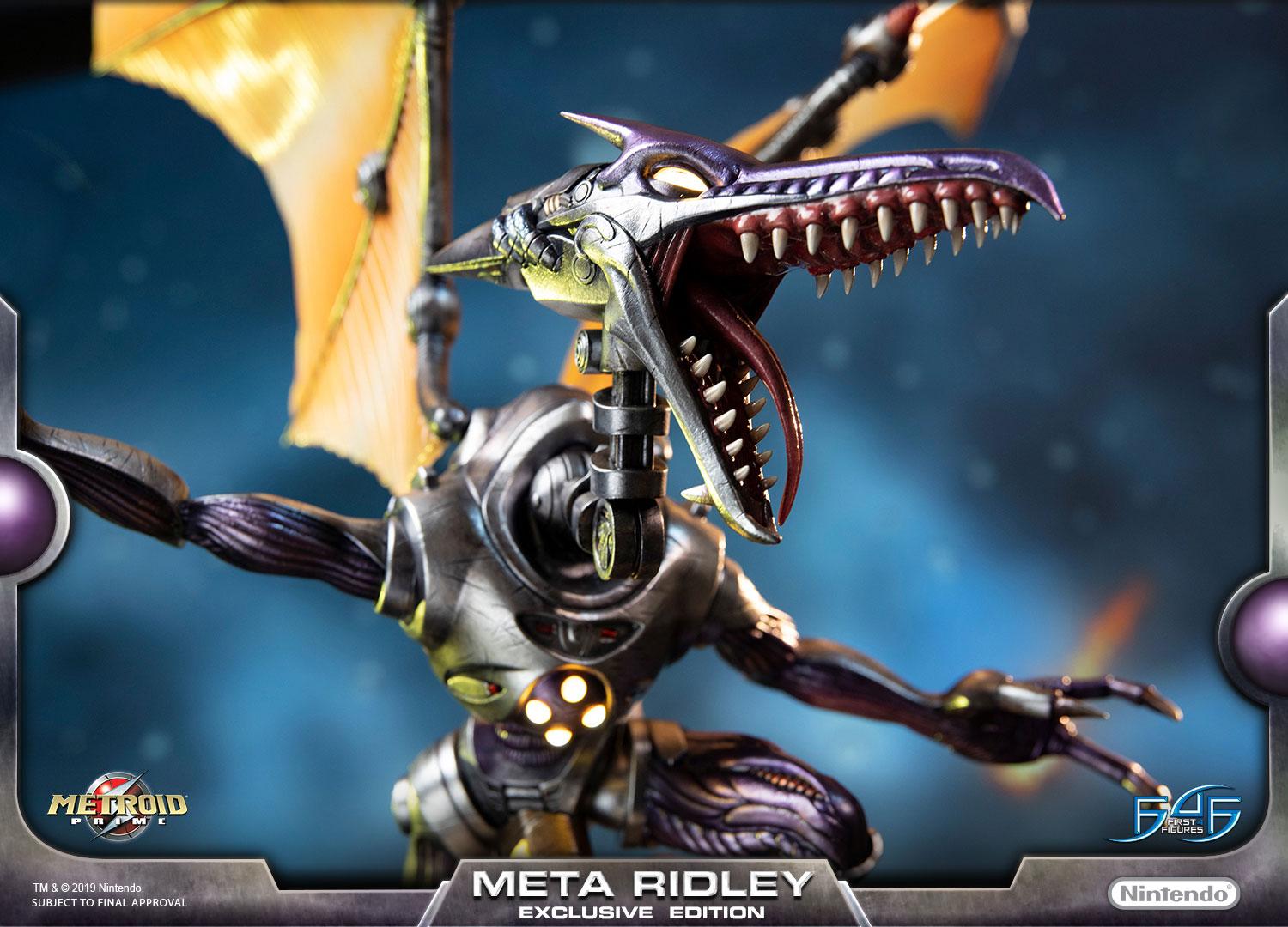 Meta Ridley (Exclusive Edition)