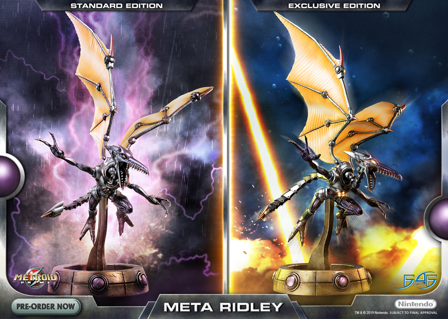 Meta Ridley pre-orders NOW OPEN!