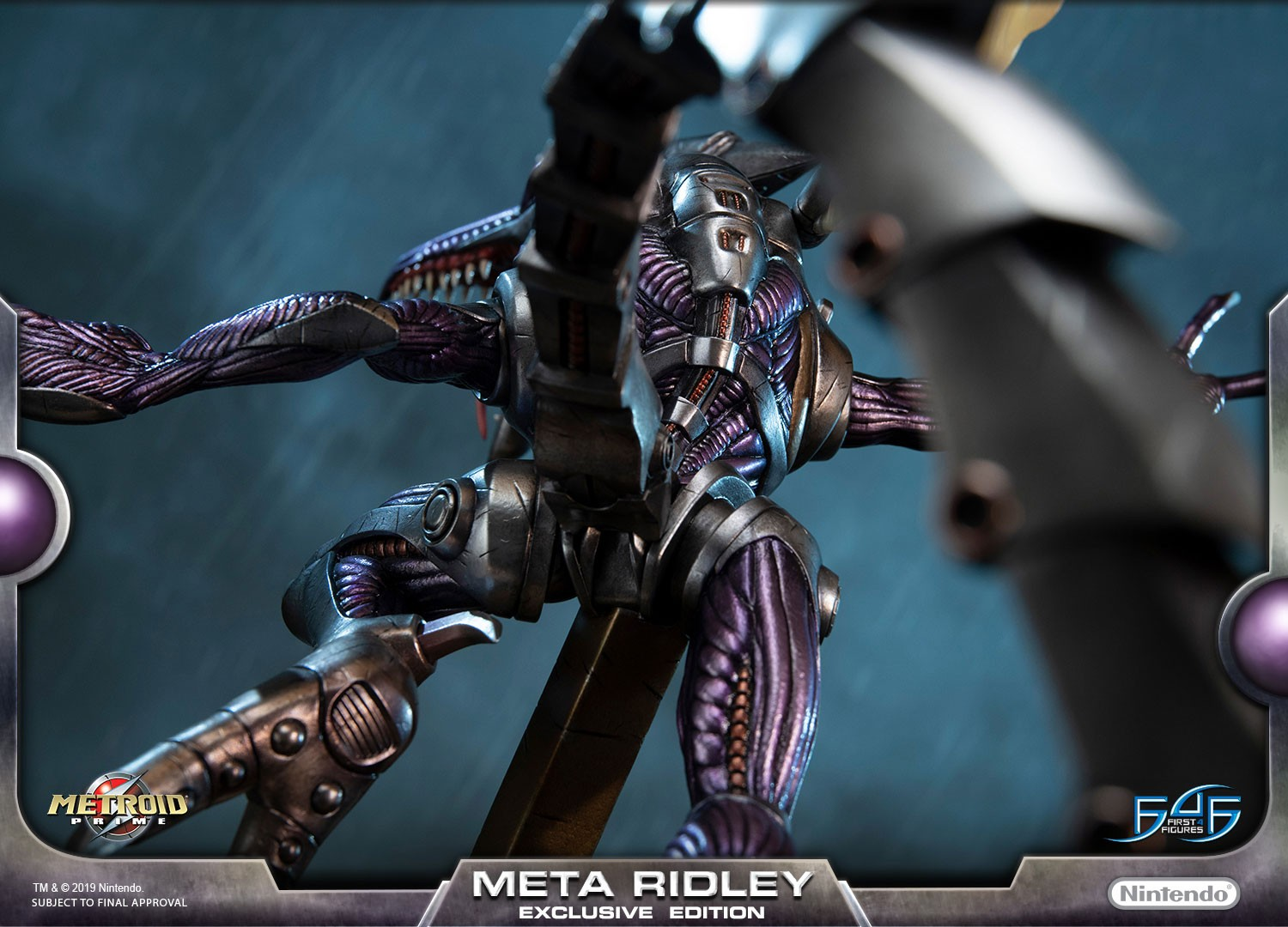 Meta Ridley (Exclusive)