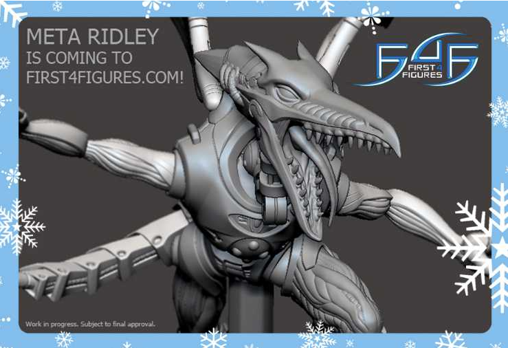 2016 Christmas sneak – Meta Ridley is coming to First 4 Figures!