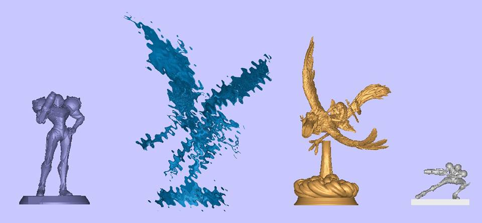 Meta Ridley scale comparison