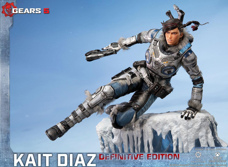 Kait Diaz (Definitive Edition)