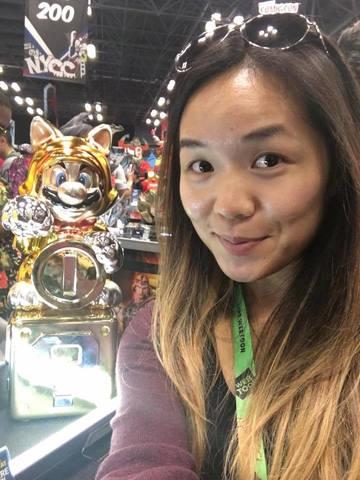 Lucky Cat Mario Winner