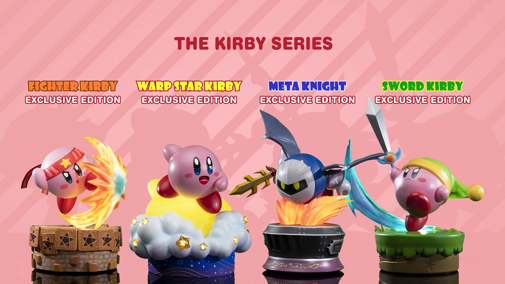 First 4 Figures Kirby series