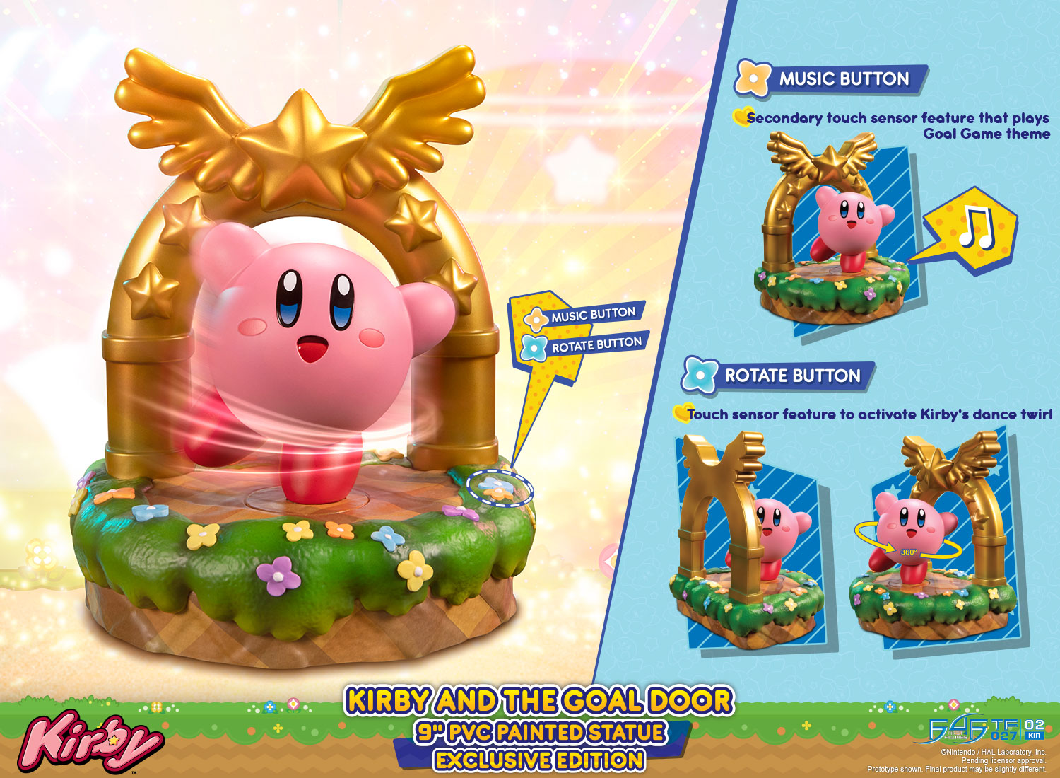 Kirby and the Goal Door (Exclusive Edition)