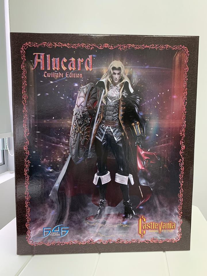 Alucard (Twllight Edition) sample