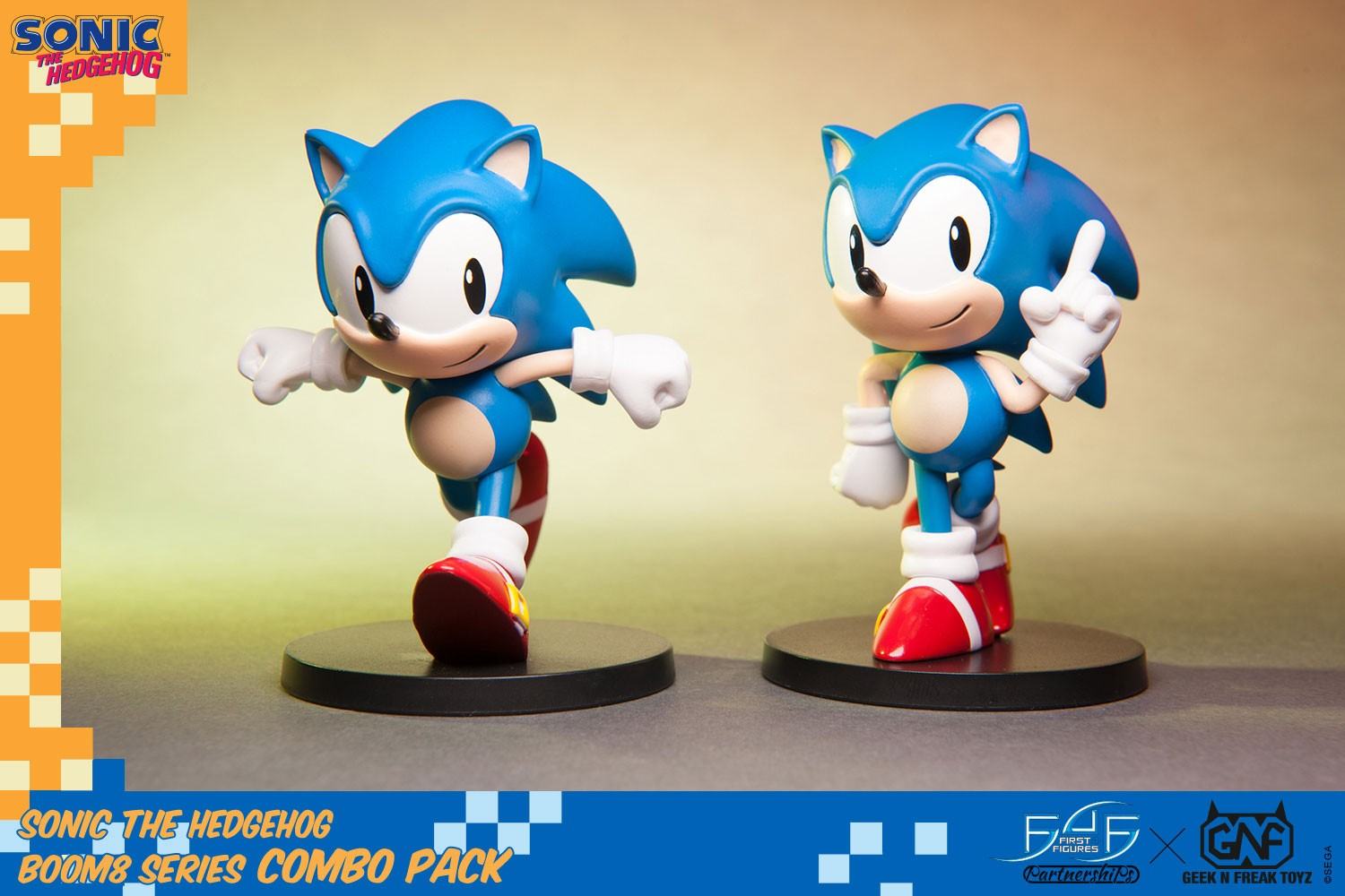 Sonic Boom8 Combo Pack