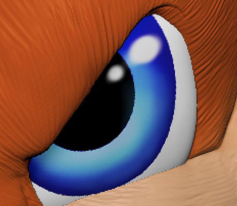 Conker's Eye