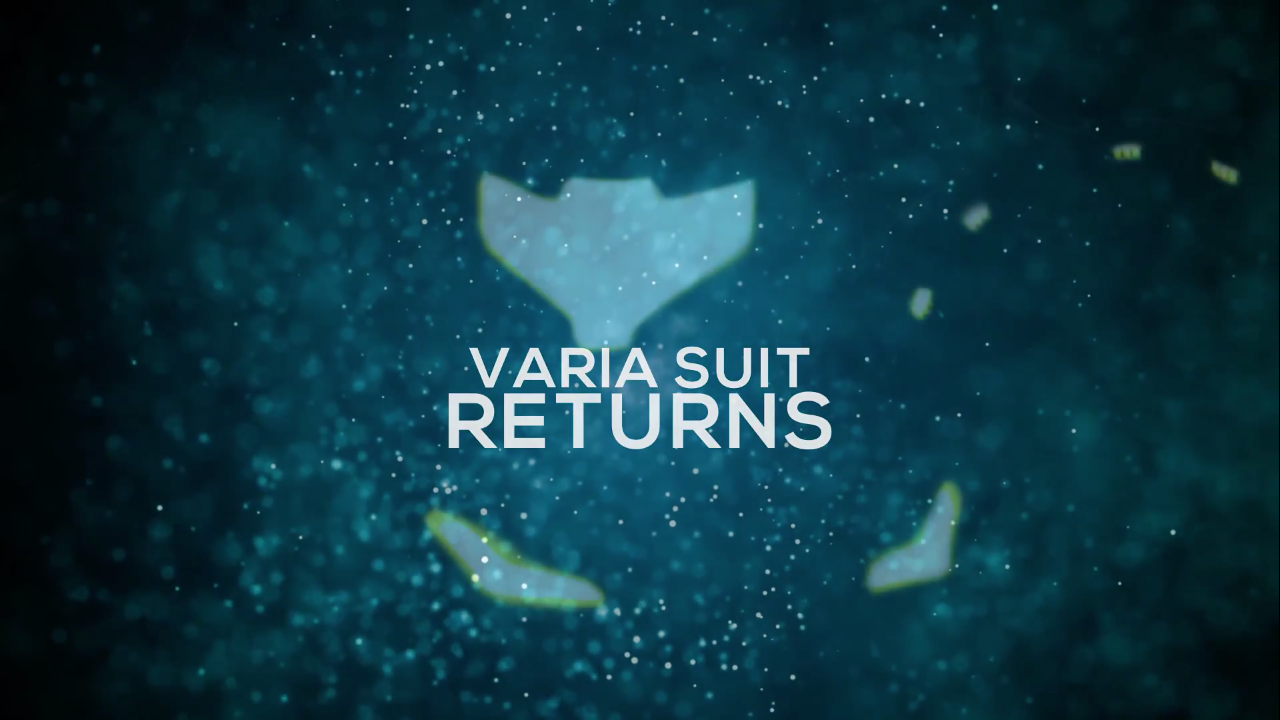 Varia Suit Returns