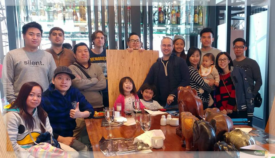 F4F 2017 Christmas Lunch