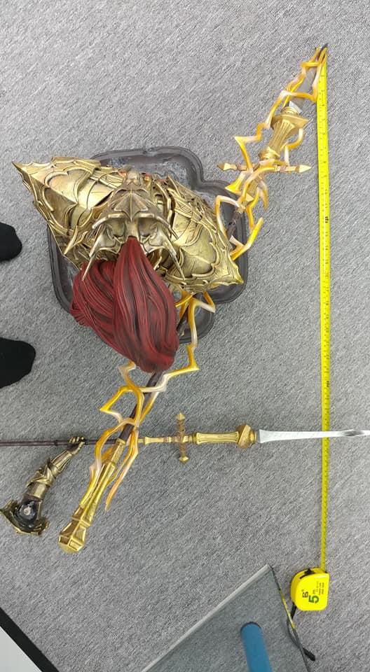 Dragon Slayer Ornstein Depth Measurement