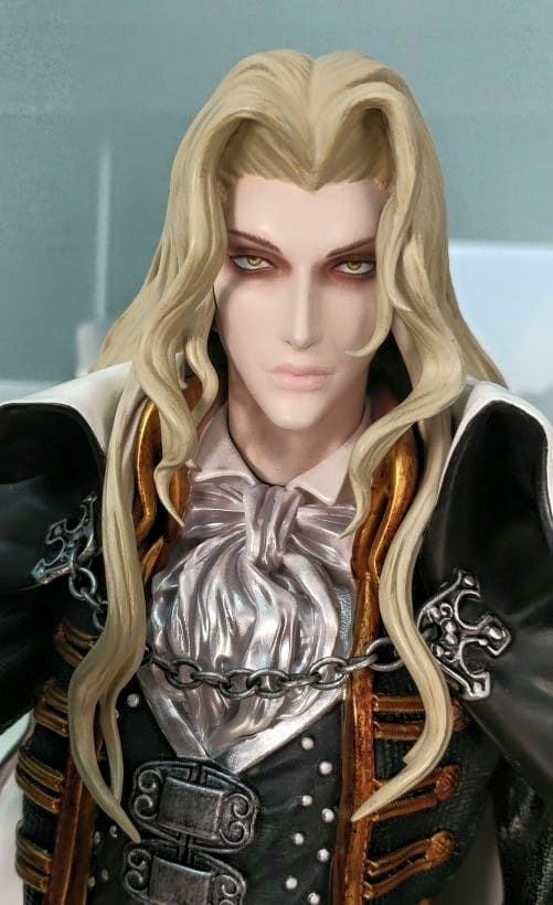 Alucard Hair Improvement
