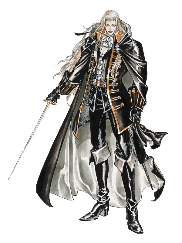 Alucard Official Artwork