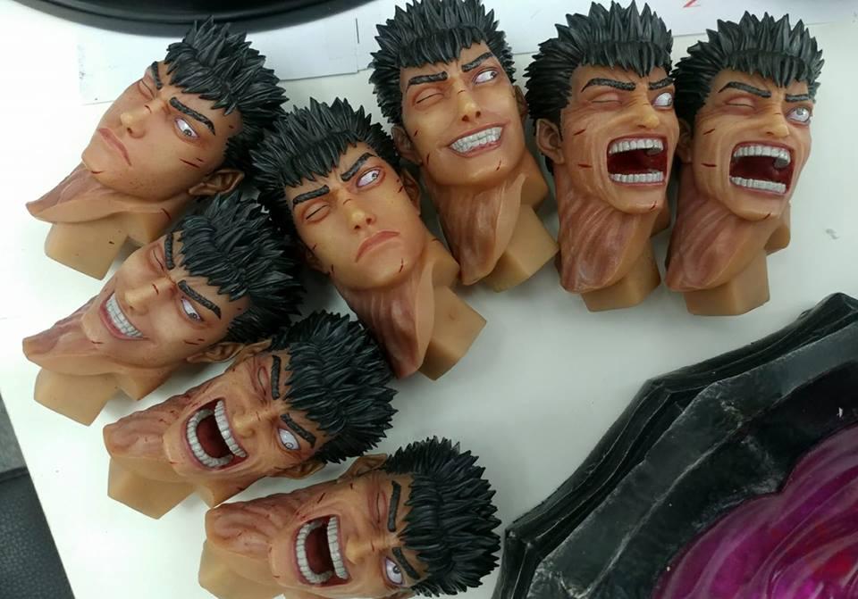 Guts' Many Heads