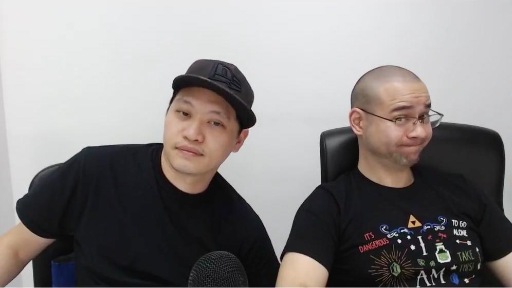 Alex's Reaction