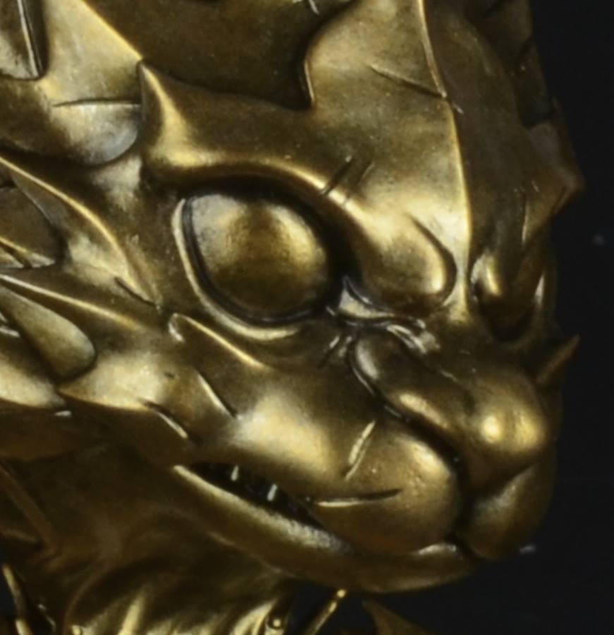 Dragon Slayer Ornstein SD head shot
