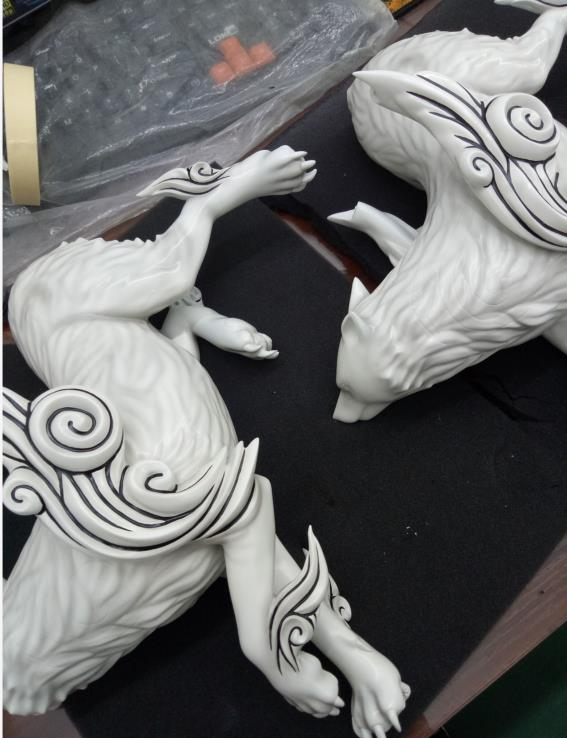 Amaterasu PVC (1/4 resin version)