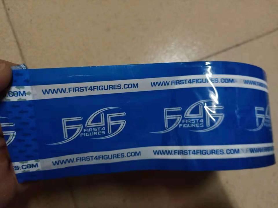 F4F custom tape
