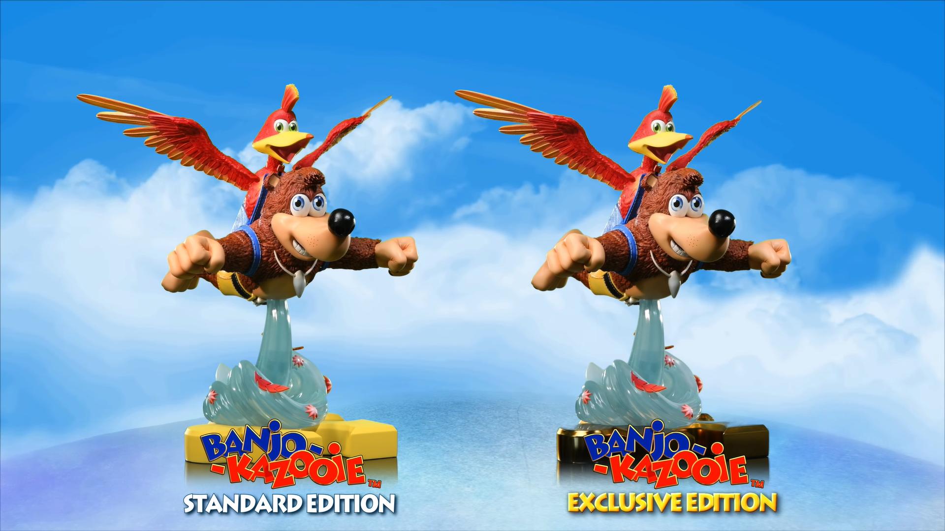 First 4 Figures Banjo-Kazooie™ series