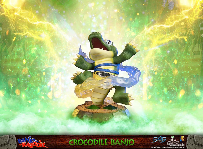 Crocodile Banjo