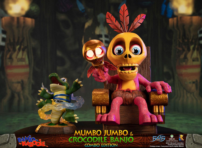 Mumbo Jumbo & Crocodile Banjo (Combo Edition)