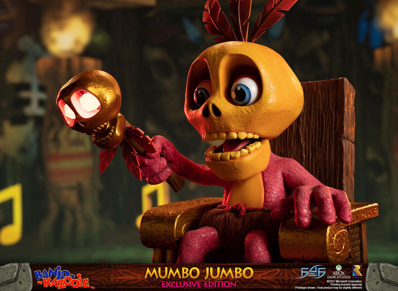 Mumbo Jumbo (Exclusive Edition)